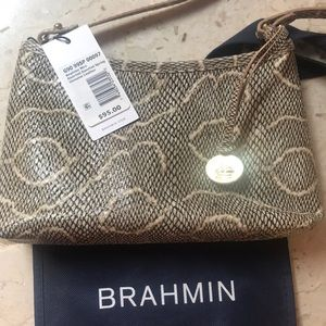 Brahmin  anytime mini new with tags